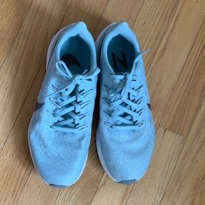 Nike Blue Zoom Pegasus 36 Shoes